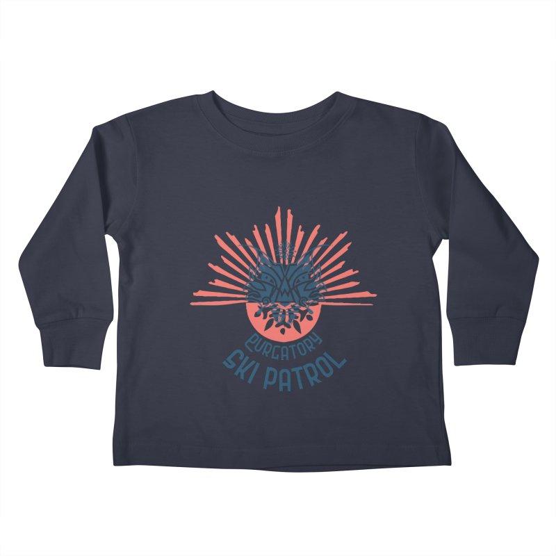 Lynx Burst Kids Toddler Longsleeve T-Shirt by lauriecullumdesign's Artist Shop