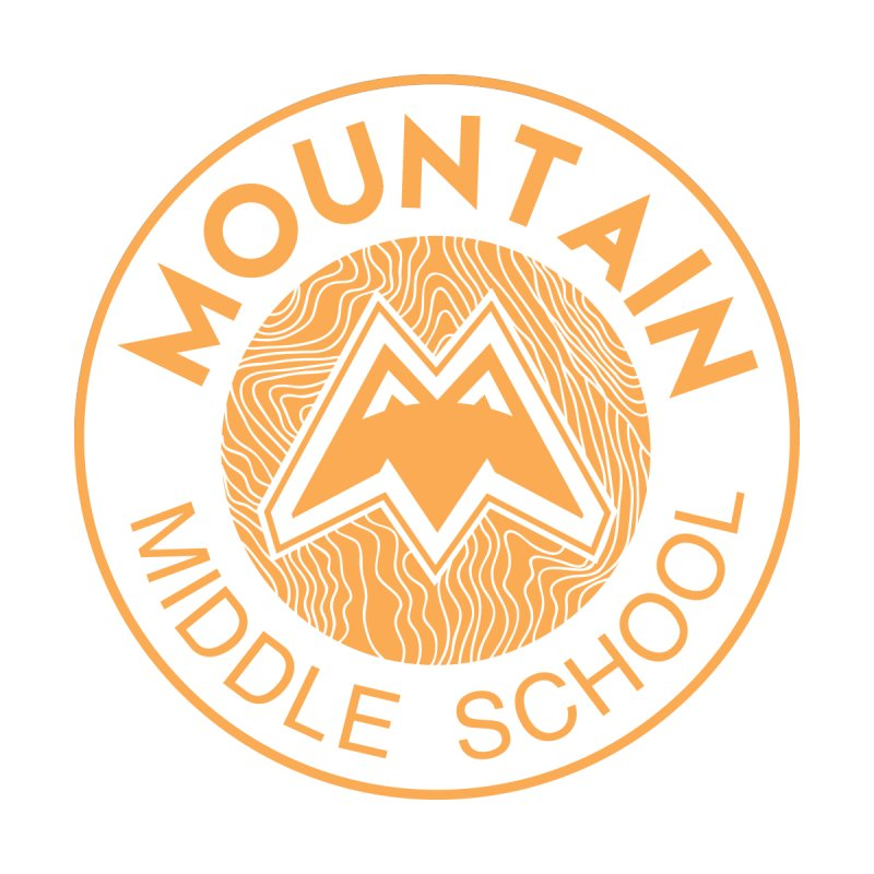 Mountain Middle School by lauriecullumdesign's Artist Shop