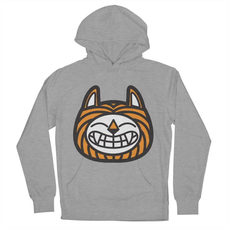 Tiger Women's Pullover Hoody by lautanamera's Artist Shop
