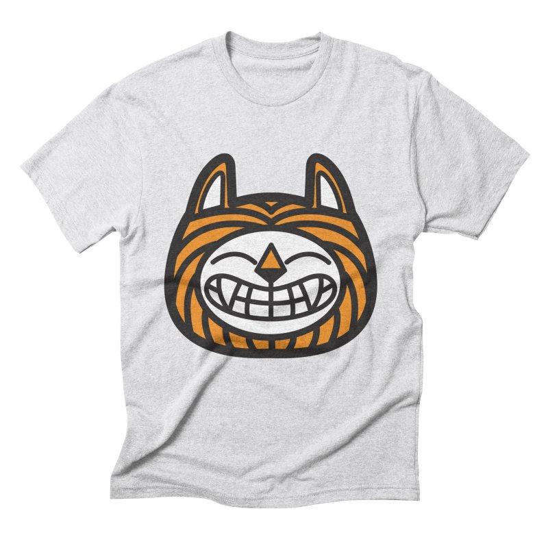 Tiger Men's Triblend T-Shirt by lautanamera's Artist Shop