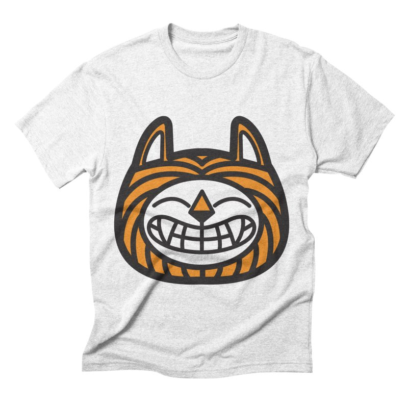 Tiger Men's Triblend T-shirt by lautanamera's Artist Shop