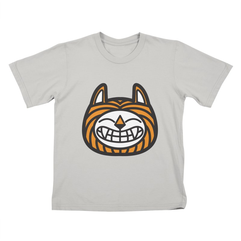 Tiger Kids T-shirt by lautanamera's Artist Shop