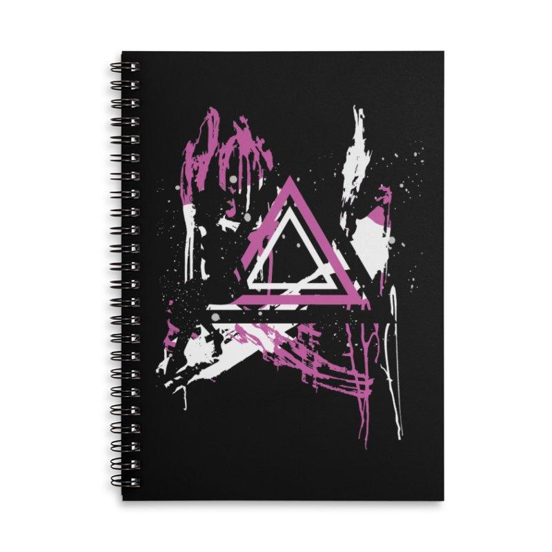 Shadow Faerie Accessories Notebook by Lava Bat's Artist Shop