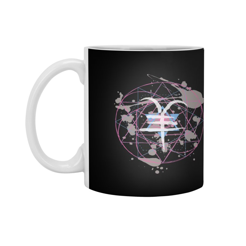 Year of the Goat (III) Accessories Mug by Lava Bat's Artist Shop