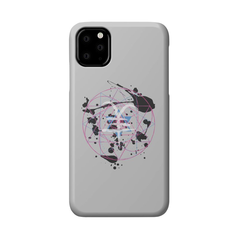 Year of the Goat (II) Accessories Phone Case by Lava Bat's Artist Shop