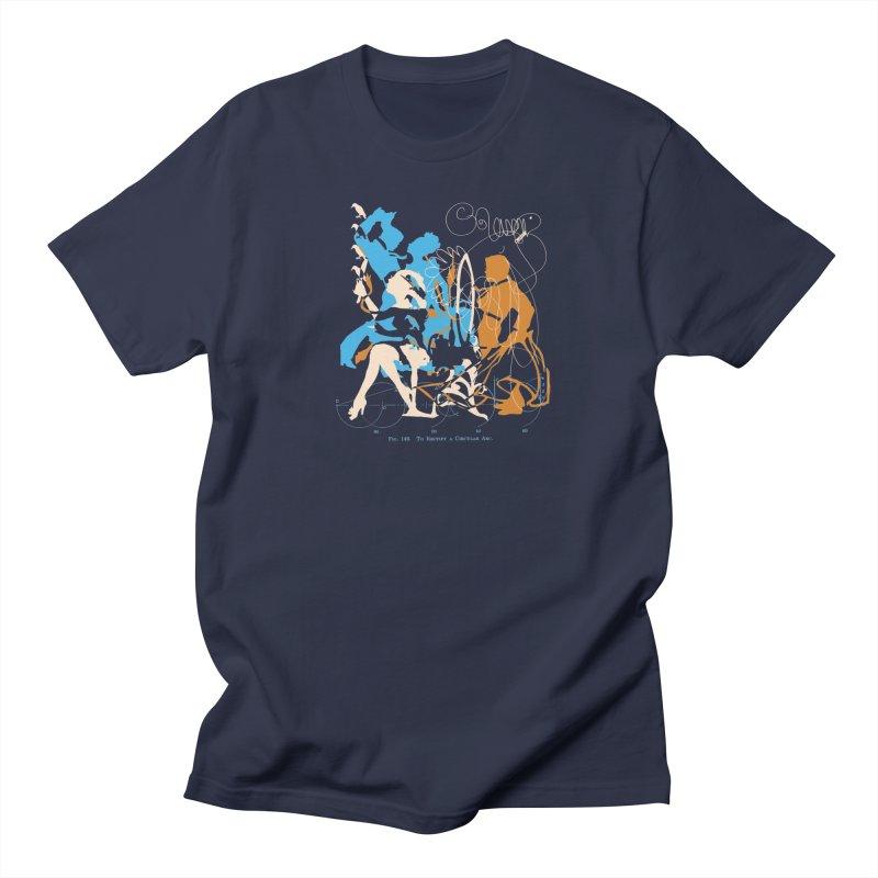 Figure 149 Men's T-Shirt by Lava Bat's Artist Shop