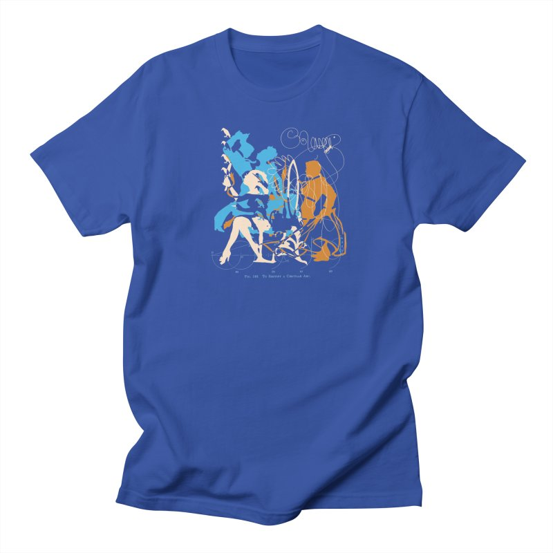 Figure 149 Men's T-Shirt by Lava Bat's Artist Shop