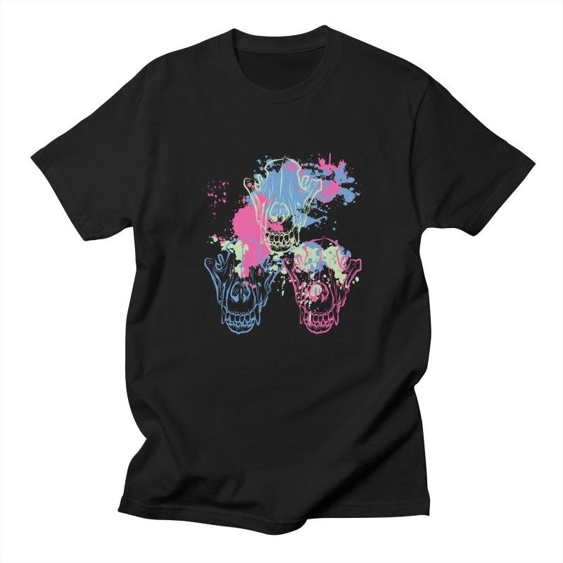 Mors Certa (II) Men's T-Shirt by Lava Bat's Artist Shop