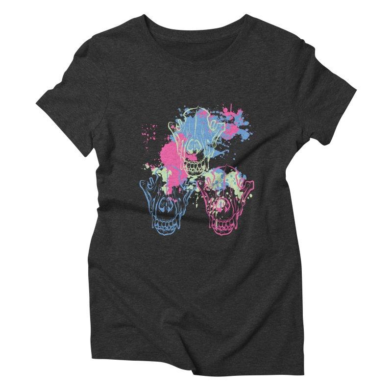 Mors Certa (II) Women's T-Shirt by Lava Bat's Artist Shop