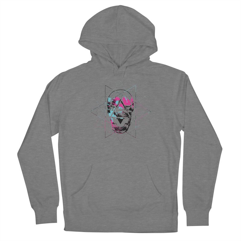 Geometry of the Damned Men's Pullover Hoody by Lava Bat's Artist Shop