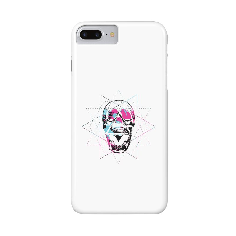 Geometry of the Damned Accessories Phone Case by Lava Bat's Artist Shop