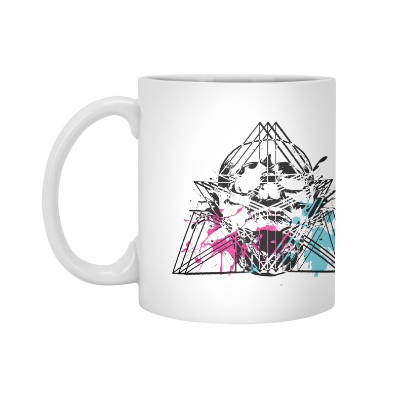 Geometry of the Damned (II) Accessories Mug by Lava Bat's Artist Shop
