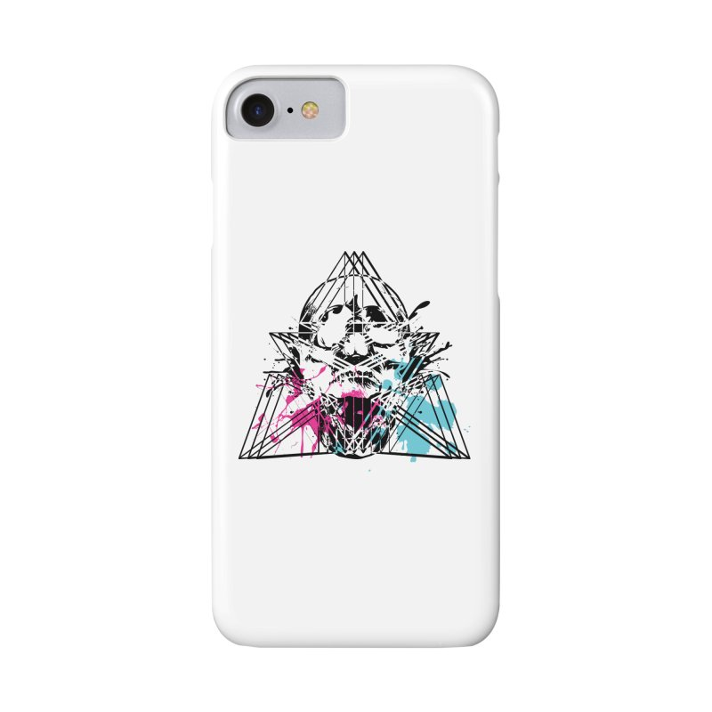 Geometry of the Damned (II) Accessories Phone Case by Lava Bat's Artist Shop