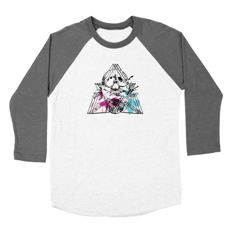 Geometry of the Damned (II) Women's Longsleeve T-Shirt by Lava Bat's Artist Shop