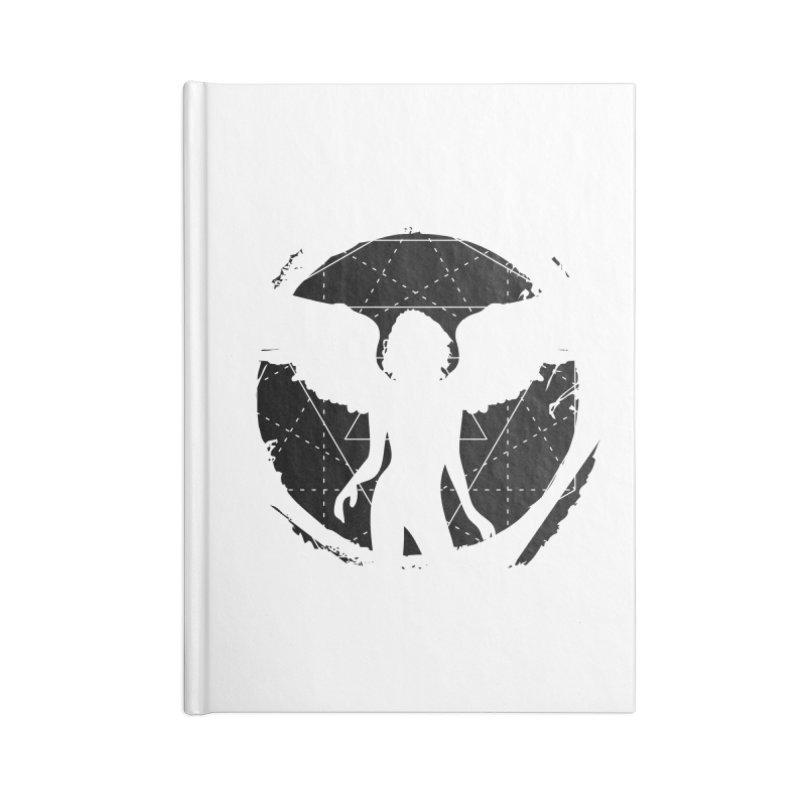 Star Queen (II) Accessories Notebook by Lava Bat's Artist Shop
