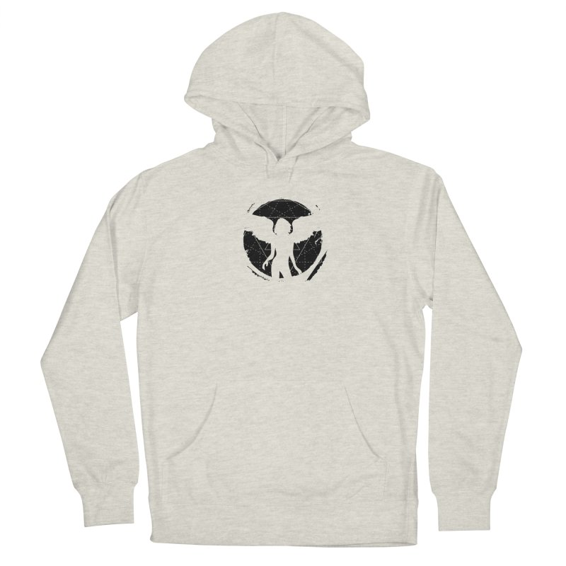 Star Queen (II) Men's Pullover Hoody by Lava Bat's Artist Shop