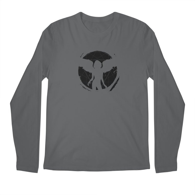 Star Queen (II) Men's Longsleeve T-Shirt by Lava Bat's Artist Shop
