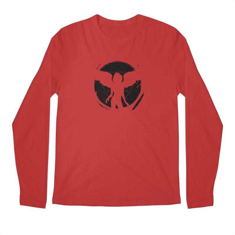 Star Queen (II) Men's Longsleeve T-Shirt by Lava Bat's Artist Shop
