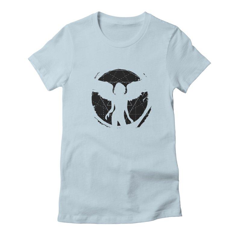Star Queen (II) Women's T-Shirt by Lava Bat's Artist Shop