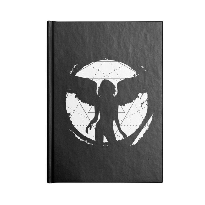 Star Queen (I) Accessories Notebook by Lava Bat's Artist Shop