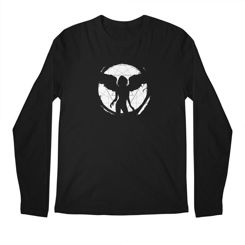 Star Queen (I) Men's Longsleeve T-Shirt by Lava Bat's Artist Shop