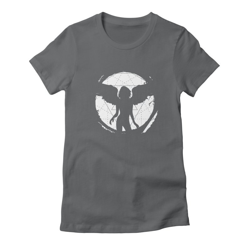 Star Queen (I) Women's T-Shirt by Lava Bat's Artist Shop