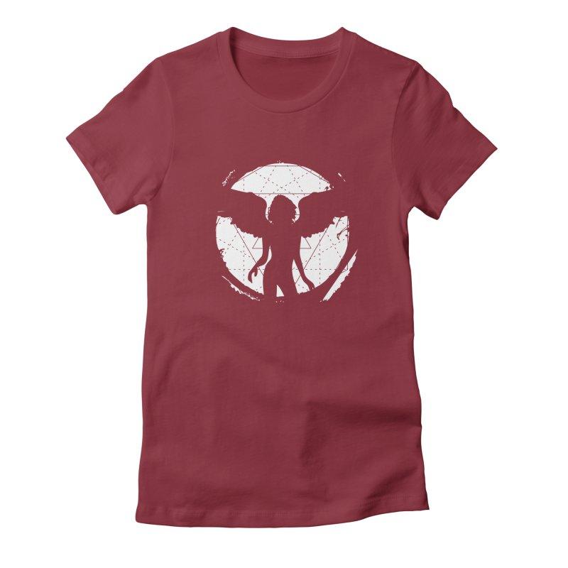 Star Queen (I) Women's T-Shirt by Lava Bat's Artist Shop