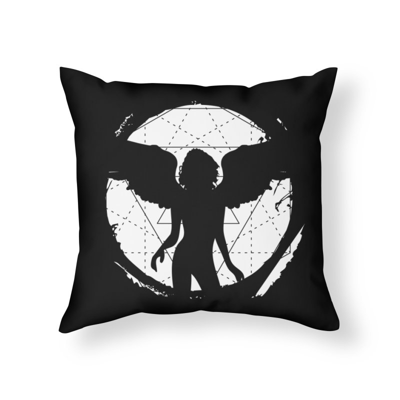 Star Queen (I) Home Throw Pillow by Lava Bat's Artist Shop
