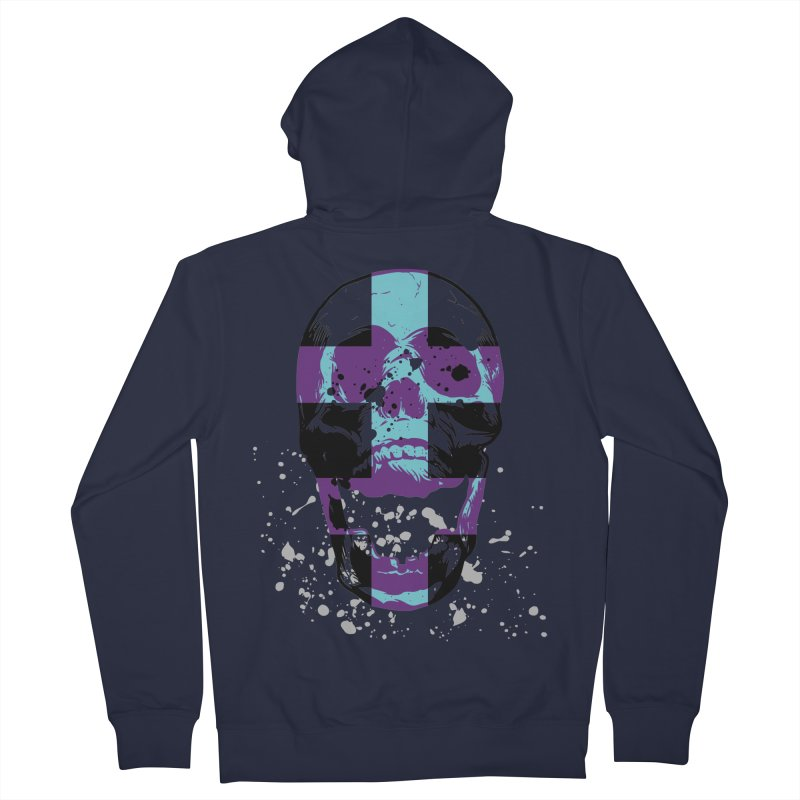 Soul's Escape (I) Women's Zip-Up Hoody by Lava Bat's Artist Shop