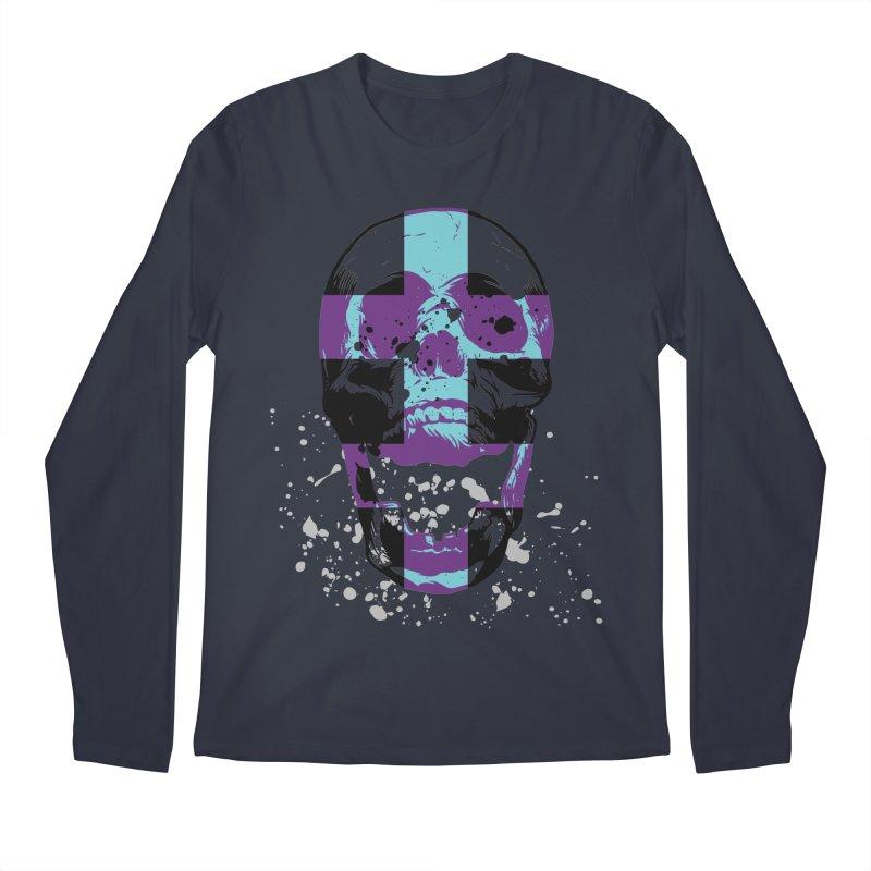 Soul's Escape (I) Men's Longsleeve T-Shirt by Lava Bat's Artist Shop