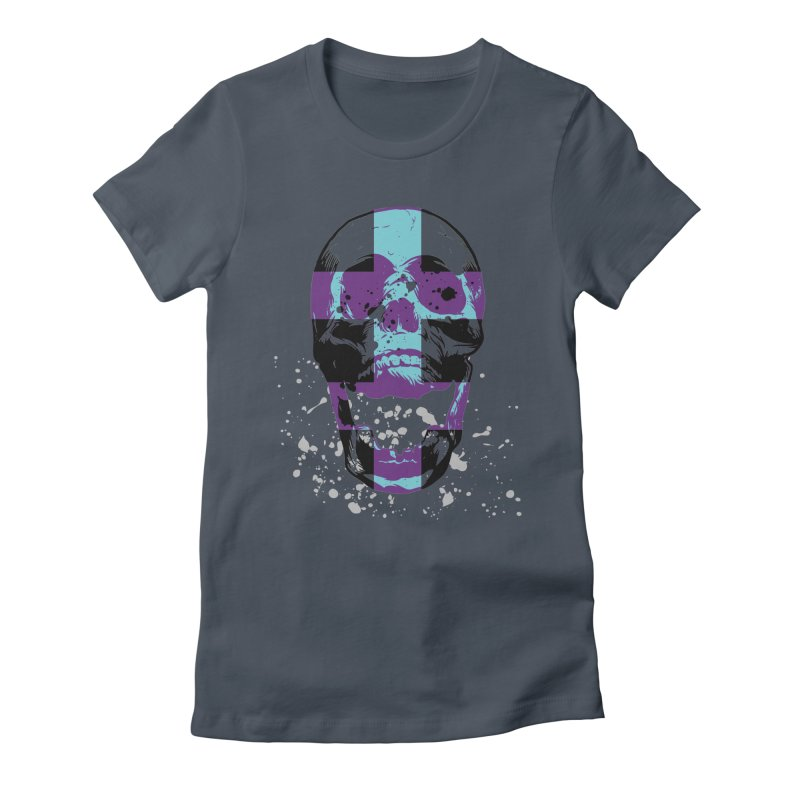 Soul's Escape (I) Women's T-Shirt by Lava Bat's Artist Shop