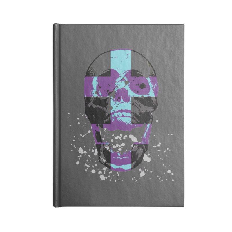 Soul's Escape (I) Accessories Notebook by Lava Bat's Artist Shop