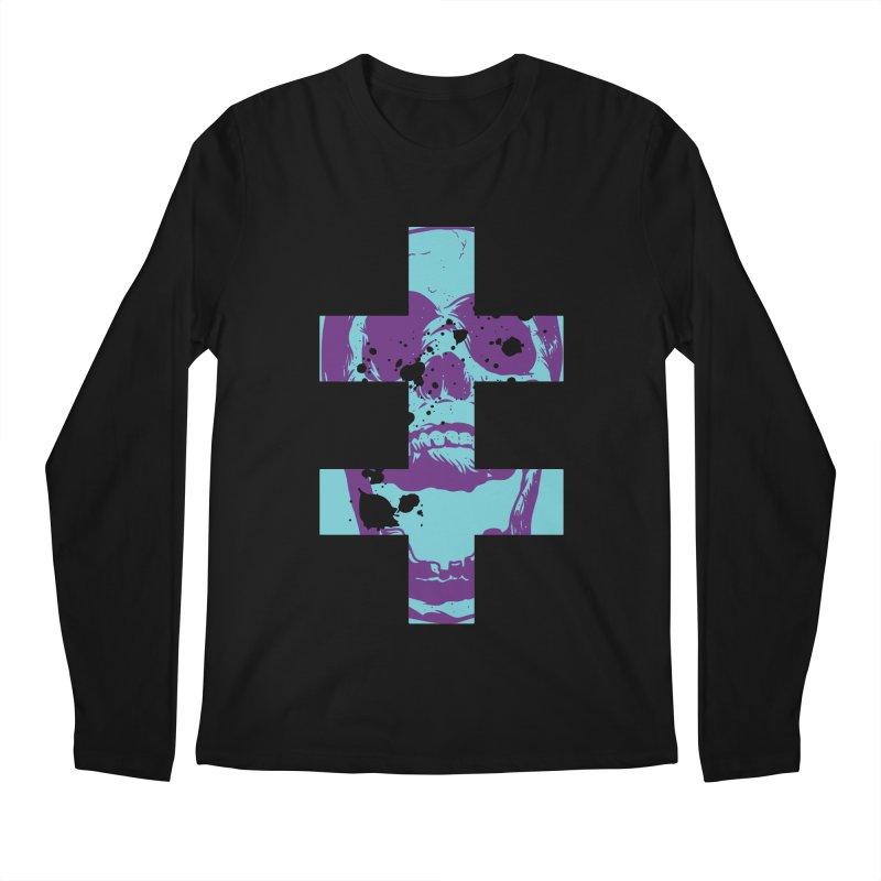 Soul's Escape (II) Men's Longsleeve T-Shirt by Lava Bat's Artist Shop