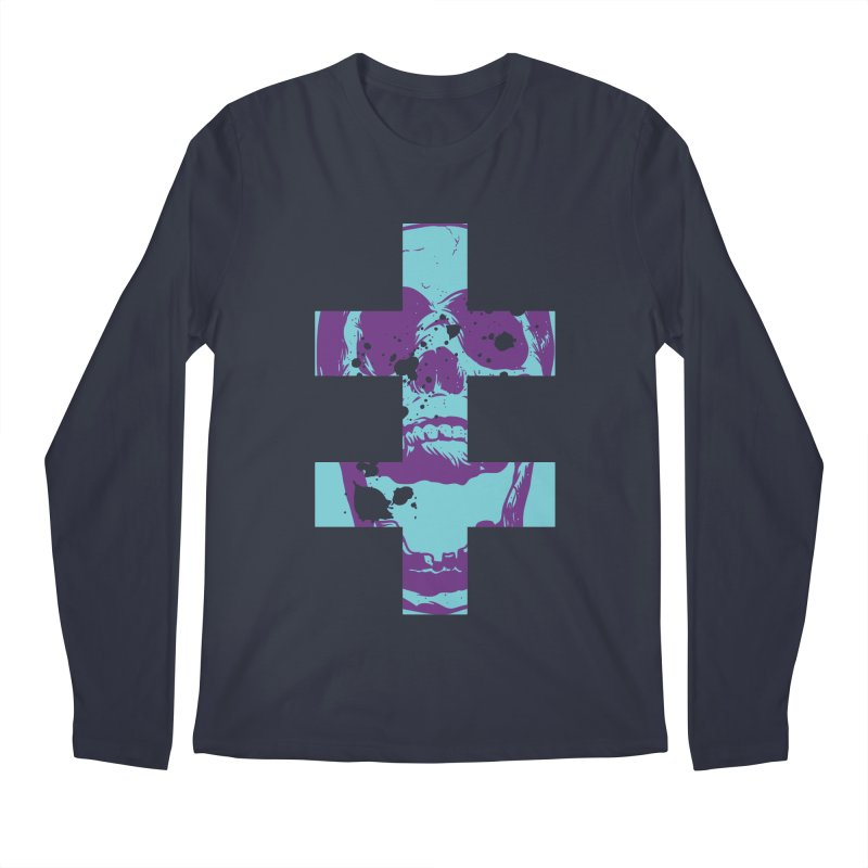 Soul's Escape (II) Men's Longsleeve T-Shirt by Lava Bat's Artist Shop