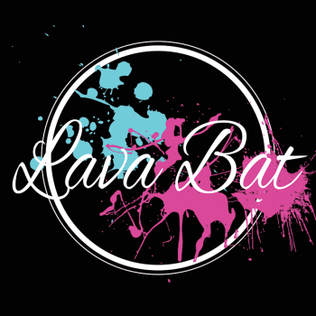 Lava Bat's Artist Shop Logo