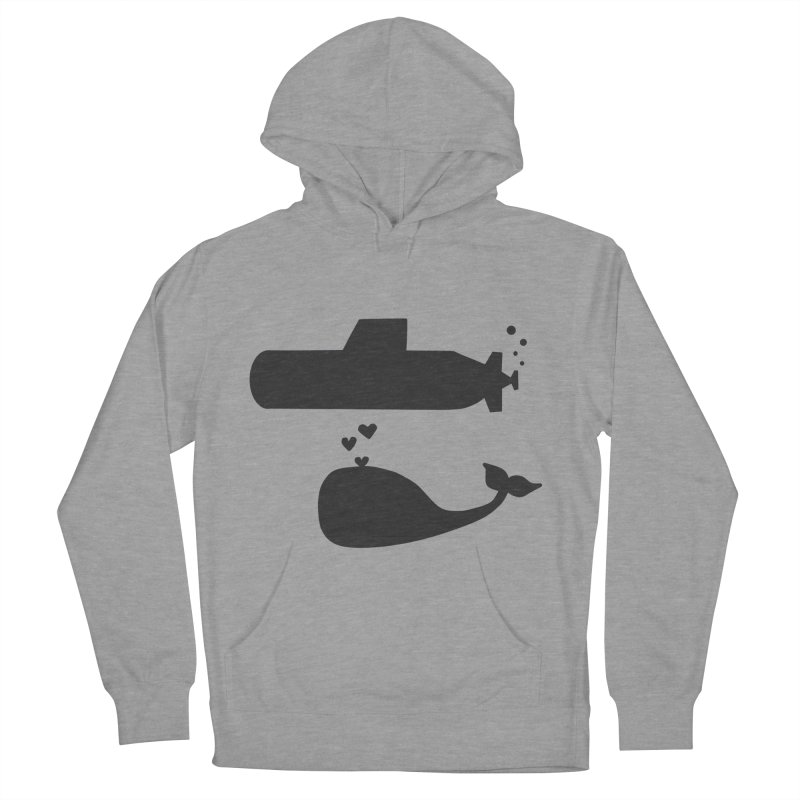 oh whale, sea you later Women's Pullover Hoody by Lawrence's Shop