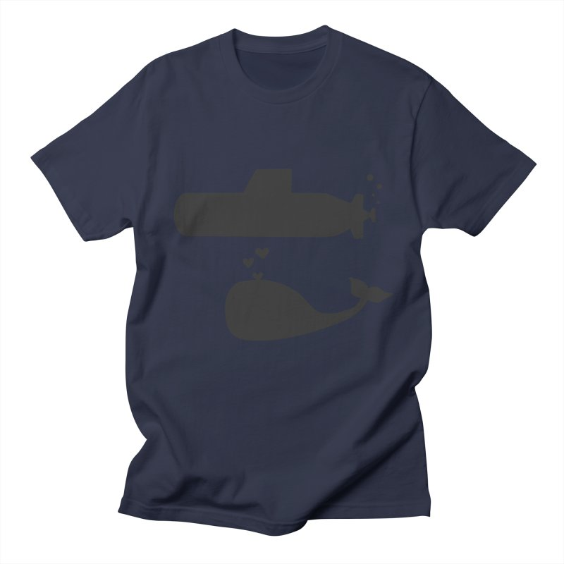 oh whale, sea you later Men's T-Shirt by Lawrence's Shop