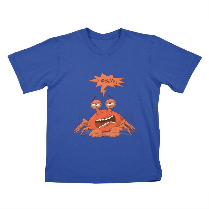Crabby Kids T-Shirt by layla's Artist Shop