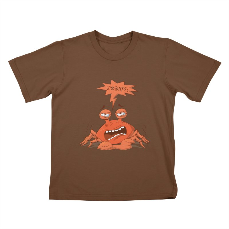 Crabby Kids T-Shirt by layla's Artist Shop