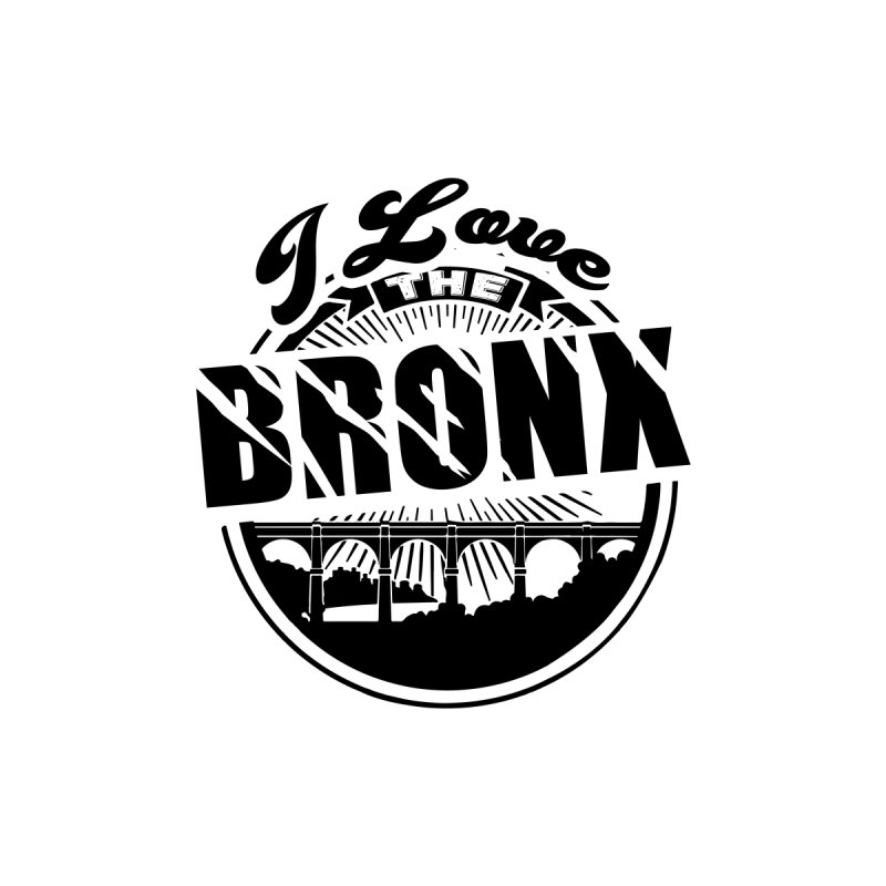 I Love Bronx Shirt Home Stretched Canvas by laylasikatee's Artist Shop