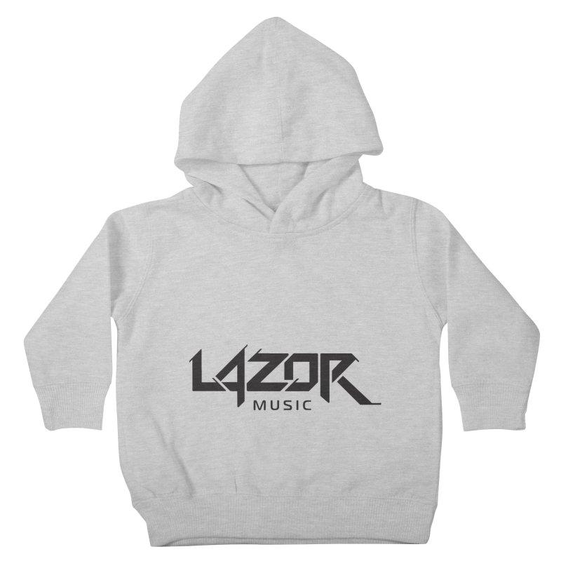 Lazor Music (Black Logo)   by Lazor Music Merchandise