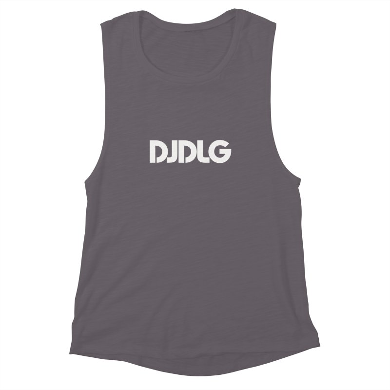 DJ DLG (White Logo)   by Lazor Music Merchandise