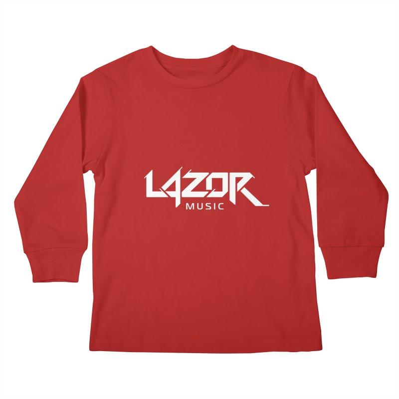 Lazor Music (White Logo)   by Lazor Music Merchandise