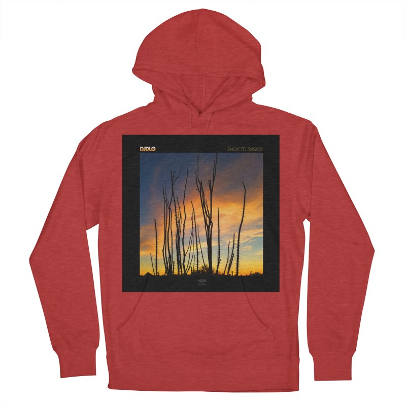 Back To Basics (Cover Art)  Women's Pullover Hoody by Lazor Music Merchandise