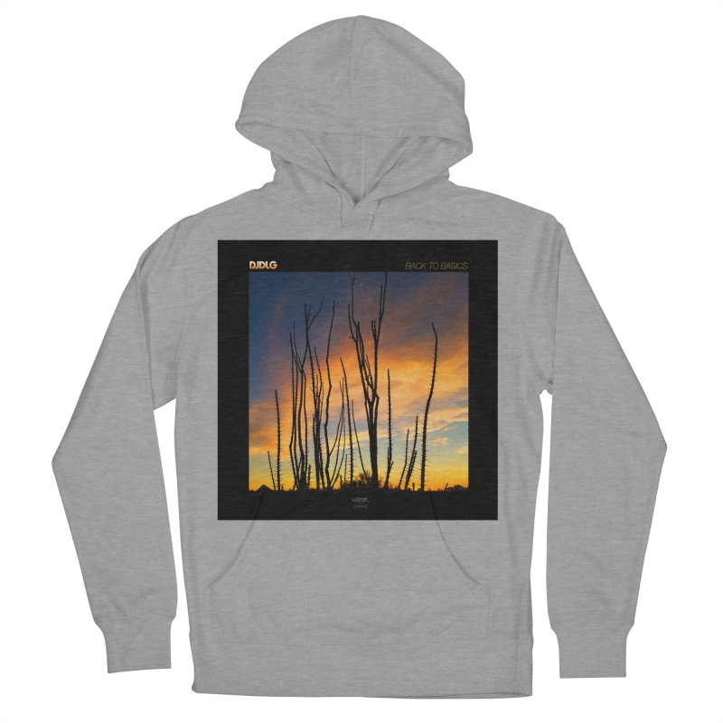 Back To Basics (Cover Art)  Men's Pullover Hoody by Lazor Music Merchandise