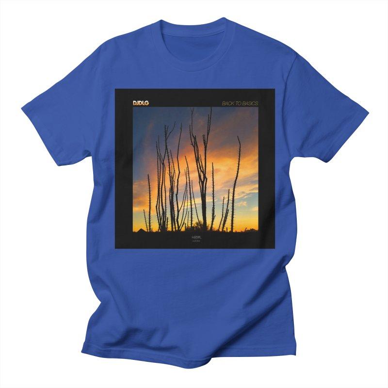 Back To Basics (Cover Art)  Women's Unisex T-Shirt by Lazor Music Merchandise