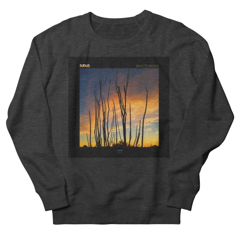 Back To Basics (Cover Art)  Women's Sweatshirt by Lazor Music Merchandise