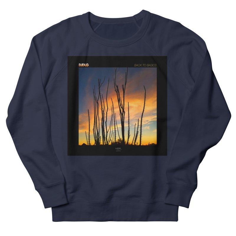 Back To Basics (Cover Art)  Women's Sweatshirt by Lazor Music Merchandise