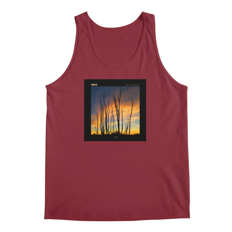 Back To Basics (Cover Art)  Men's Tank by Lazor Music Merchandise