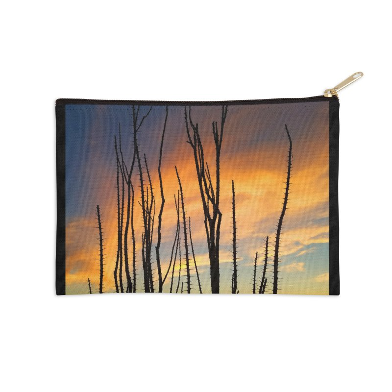 Back To Basics (Cover Art)  Accessories Zip Pouch by Lazor Music Merchandise